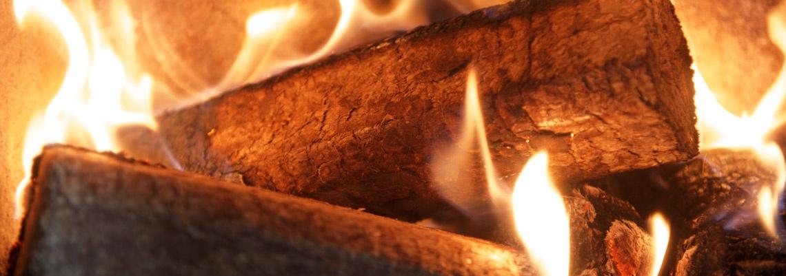 Wood logs heat barnstaple exmoor north devon