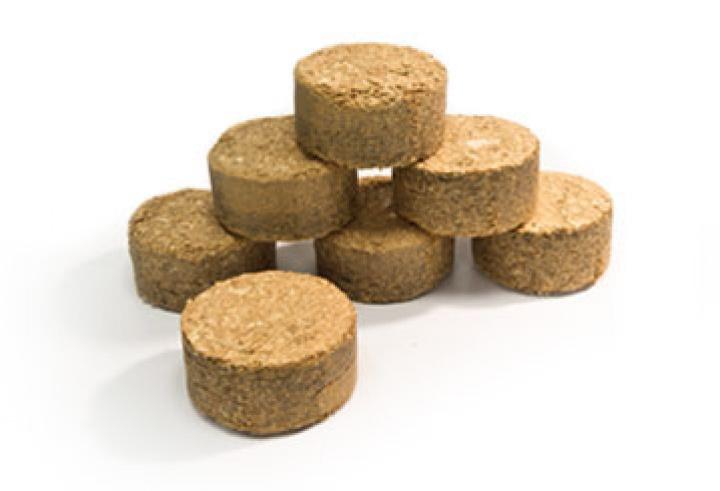 Wood Sawdust Briquettes ~ Hardwood briquettes exmoor north devon cornwall